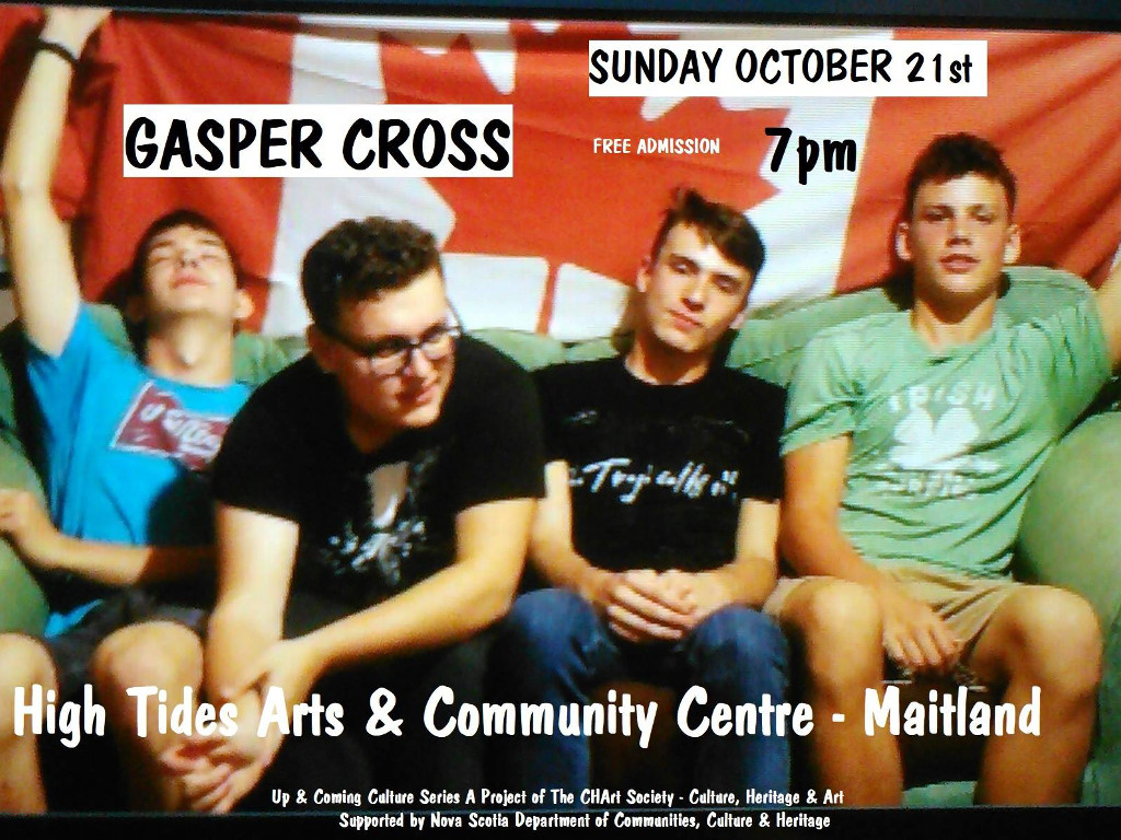 Gasper Cross