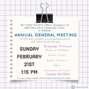 Annual General Meeting 2021