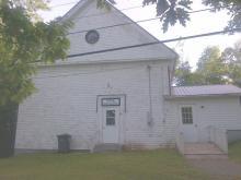 High Tides Arts & Community Centre Hall